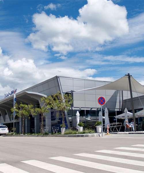 Flughafen Zadar