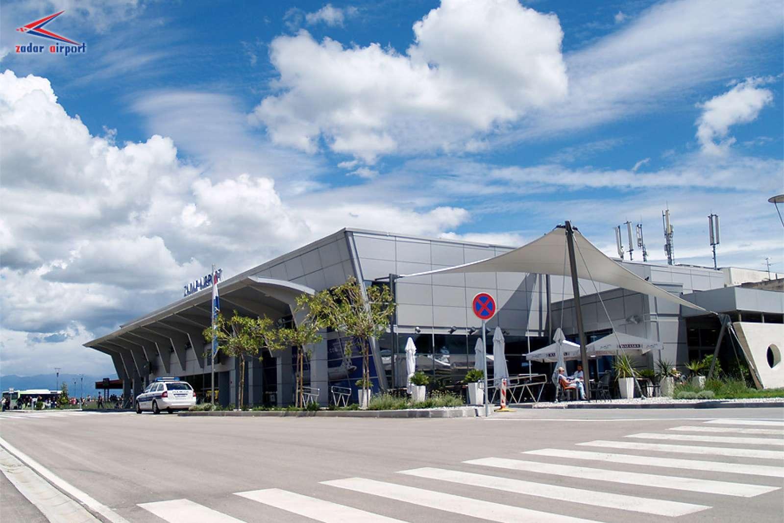 Flughafen Zadar Cover Image