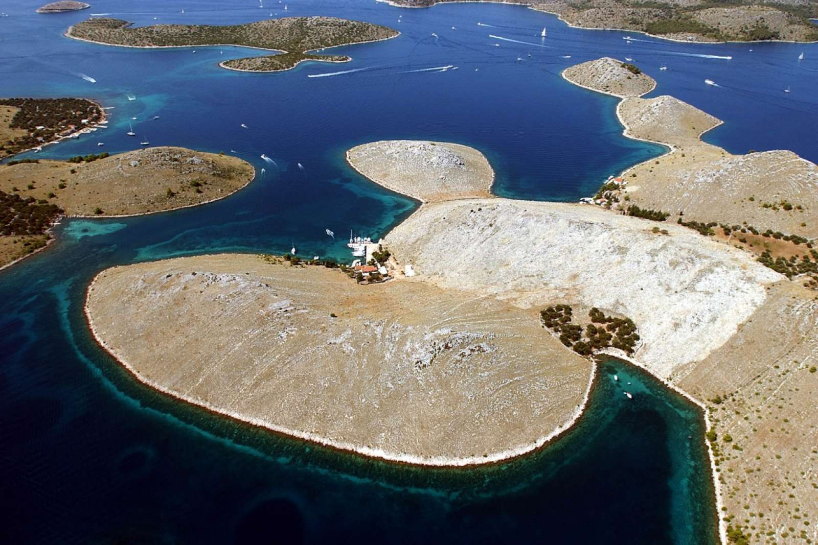 Kornati Nationalpark Cover Image