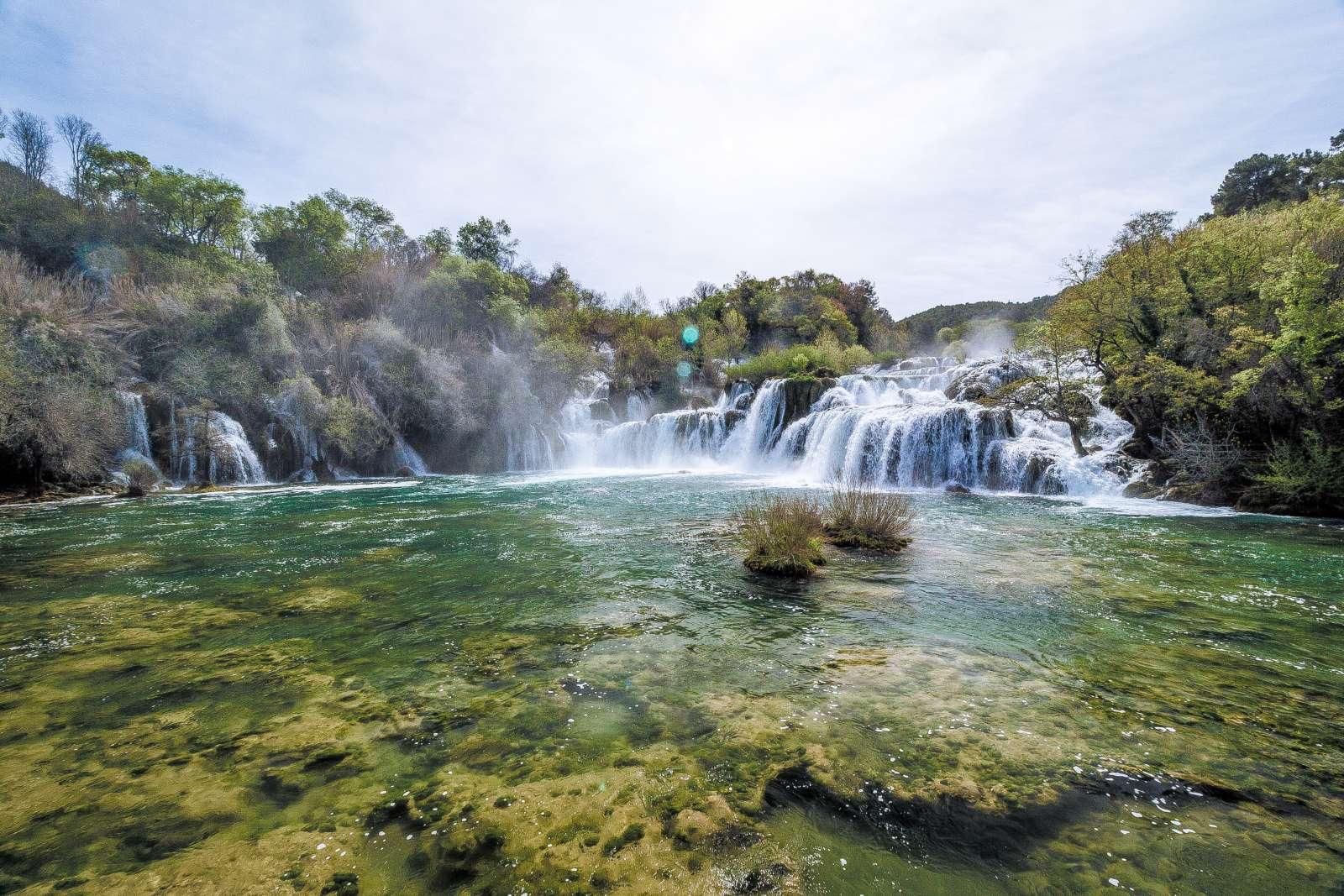 Nacionalni park Krka Cover Image