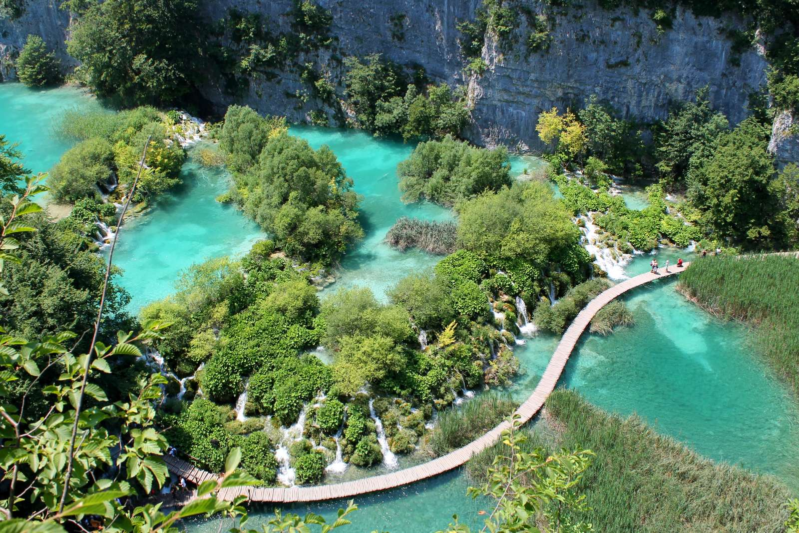 National park Plitvice Cover Image